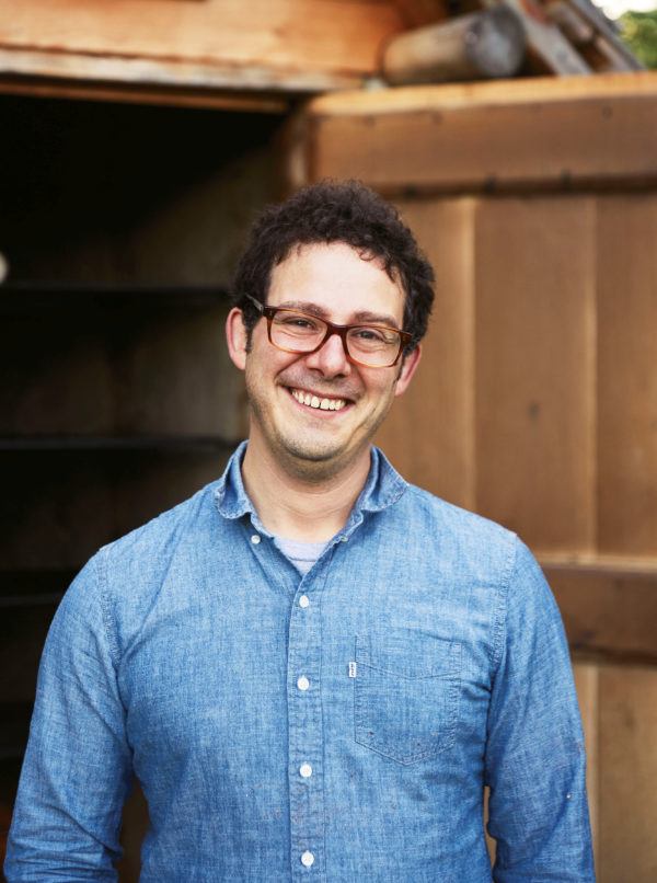 Food for Thought: Dinner with Jake Levin @ Hancock shaker village