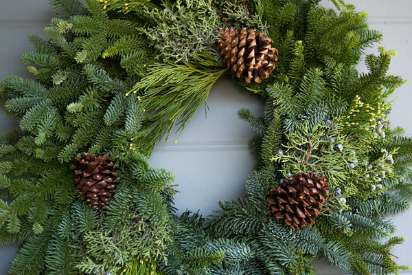 Holiday Wreath 'N Sip @ Hancock Shaker Village